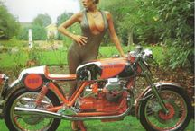Motor cykler etc.