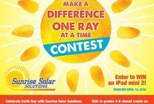 Sunrise Solar Contests