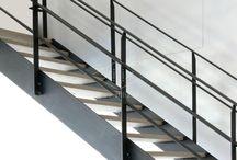 Stairs we produced / Design trap op maat, niks is standaard.