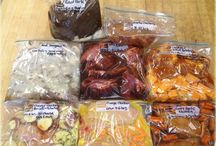 Slow cooker/freezer meals / by Amber Porter