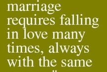 Marriage / by Lisa Bailey
