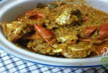 Indian Crab Curries / Simple n spicy crab curries