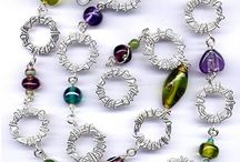 Wire Wraps - Tuts - Necklaces / by Sherry Fox