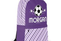 Girl's Sports Accessories / Things the sports-minded girl simply cannot live without!