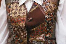 Лоскутная одежда