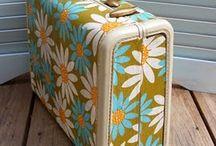 vintage fabric ideas