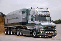 Trucker - MOBILNÍ GALERIE II. - Airbrush