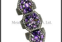 Pave Diamond Rings Jewelry / For more details about jewelry contact us on.... metarockjewels.com  or email us @ metarockjewels@gmail.com