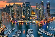 Dubai / Dubai is a city and emirate in the United Arab Emirates known for luxury shopping, ultramodern architecture and a lively nightlife scene. #Book #AIrtickets to #Dubai #UAE