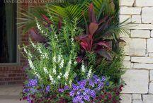 bahçe dekoratifi