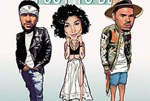 Hip Hop & R&B / by Peyton Bean