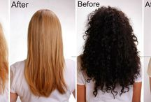 Solutions for the healty hair