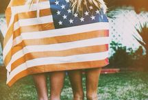 4th of July with best friend! / by Alexis Katelyn