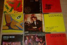 Vinilos La Movida / Tenemos singles, LP y Maxis de La Movida. Contacto: Vinilos Blank Generation.