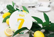 LeBlue - Papelería completa de boda -