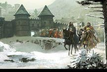 Cronache del Ghiaccio e del Fuoco (Games of Thrones)