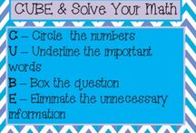 Third Grade Math / by K. DePaolo