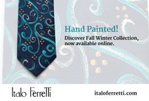 Italo Ferretti's Fall Winter Collection 2015/16