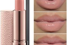 Peach lipstics mac