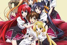 Anime - High School DxD