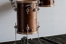 Contemporary drums