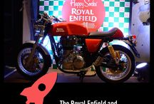 'Royal Enfield X HappySocks' capsule launch