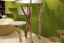 lampade legno