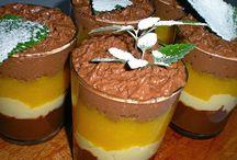 Popolna čokoladna sladica za konec napornega in tečnega dne :-)