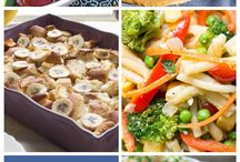 veg dishes