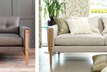 Upholstery & Coffee tables / MARK Product upholstery ranges