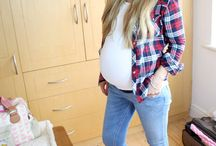 MATERNITY STYLE / Outfits style during pregnancy^_^