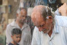 طقس حار يسيطر على العراق