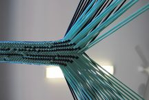 Kumihimo braids / Braids made on the marudai & takudai