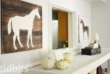 Horsey Home