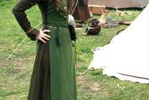 Viikinkien asut