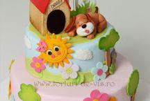 Dog cake ideas
