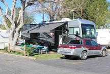 Choose campgrounds or RV Parks wisely