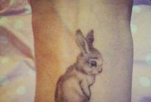 Tiny tattoo / :)