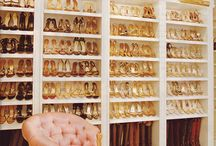 Celebrity Closets / Let's take a peek inside celebs closets. What's trending and what's not. If you see something you like, NewSpace has got you covered. Our inhouse designers have over 100 years of expirence to make your dreams come true.