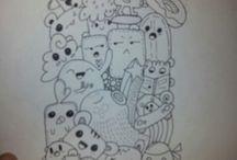 my drawings/doodles :-)