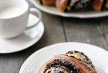 bułeczki, rogaliki, ciastka francuskie