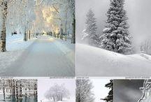 Winter, warm & cosy