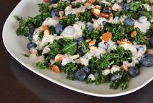 Delicious & Healthy Salads