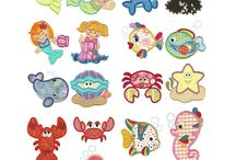 Minták (képecskék) / Embroidery Designs