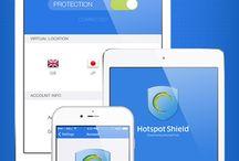 hotspot shield تحميل برنامج كسر بروكسي هوت سبوت شيلد اندرويد و ايفون