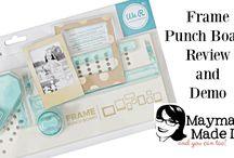 frame punch board