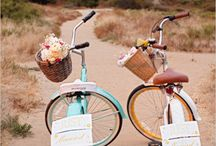 Bicycles at the Beach / by Danielle Kantor