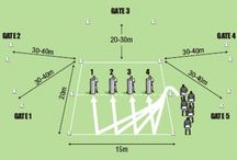 Rugby training drills