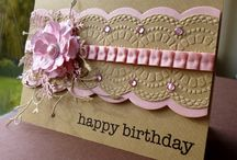 Cards - Birthday  / by Terry Peters