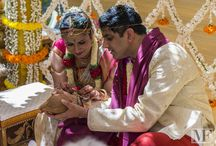 Akshara and Chandresh Wedding